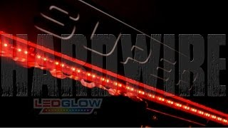 Download LEDGlow | Tailgate Light Bar Hardwire Install Video