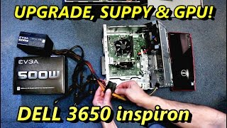 Download DELL INSPIRON 3650 POWER SUPPLY GRAPHICS CARD UPGRADE VIDEO Video