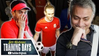 Download Disastrous Driving with Mourinho & Waxworks Prank with Bale | Jack Whitehall: Training Days Video
