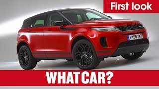 Download 2019 Range Rover Evoque UK first look - five things you need to know | What Car? Video