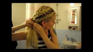 Download Så fixar du student/fest-frisyren på fem minuter! Video