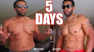 Download LOST 8LBS IN 5 DAYS - FULL CALORIES & MACROS BREAK DOWN - DEALING WITH CRAVINGS Video