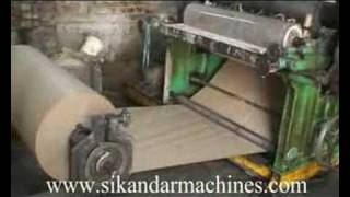 Download Corrugating sheet making machine Vertical Video