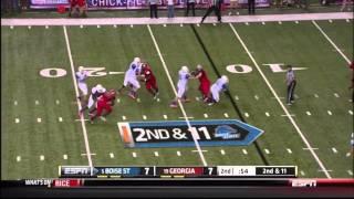 Download BSU vs Georgia Sept. 3 2011 Video