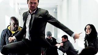 Download Marvels THE DEFENDERS Trailer SEASON 1 (2017) Netflix Series Video