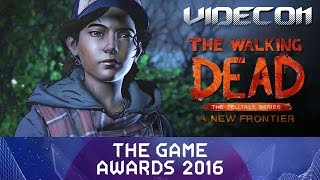 Download The Walking Dead A New Frontier Season 3: Trailer The Game Awards 2016 (Español) Video