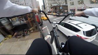 Download GoPro BMX Bike Riding in NYC 3 Video