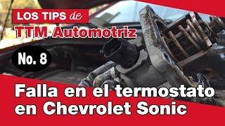 Download Falla en el termostato en Chevrolet Sonic. Video