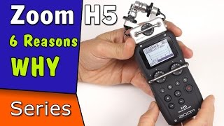 Download Zoom H5 | Six Reasons Why It's a Handy Recorder Video