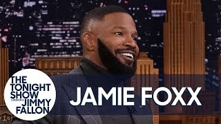 Download Jamie Foxx Has Footage of Whitney Houston Singing Karaoke (Uncut Version) Video