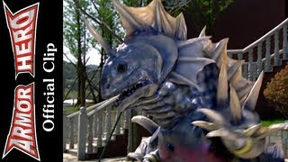 Download Armor Heroes Fights with Monsters - Official English Clip [HD 公式] - 63 Video
