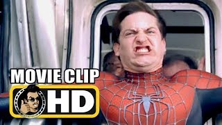 Download SPIDER-MAN 2 (2004) - 8 Movie Clips | Marvel Superhero HD Video