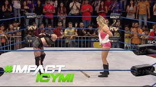 Download Rosemary vs. Laurel Van Ness KNOCKOUTS Title Match | #IMPACTICYMI June 8th, 2017 Video