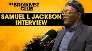 Download Samuel L Jackson On Kicking Drugs Before His First Role, Social Media, New 'Shaft' Film + More Video