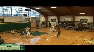 Download NCAA Division III Men's Basketball: UMF vs. Green Mountain Video