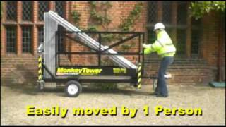 Download Monkey Tower - Scaffolding in 5 Minutes Video