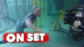 Download San Andreas Movie: Complete Behind the Scenes Broll - Dwayne Johnson, Alexandra Daddario Video