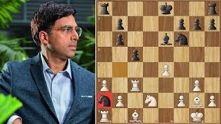 Download Inspiration to Everyone || Liren Ding vs Anand || Lindores Abbey Chess Stars (2019) Video