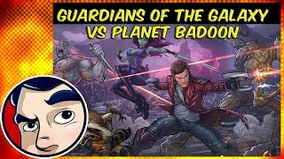 Download Guardians of the Galaxy VS the Badoon Planet - Complete Story Video