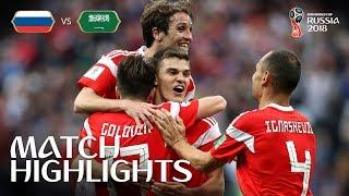Download Russia v Saudi Arabia - 2018 FIFA World Cup Russia™ - MATCH 1 Video