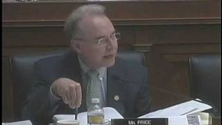 Download Rep. Tom Price admonishes govt-takeover of healthcare Video