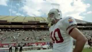 Download Pat Tillman Highlights Video