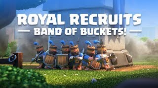 Download Clash Royale: Introducing Royal Recruits! (New Card!) Video
