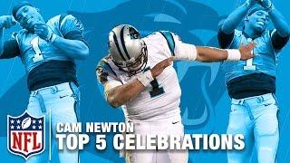 Download Cam Newton's Top 5 TD Celebrations! | NFL Video