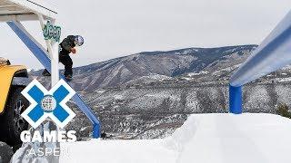 Download Men's Snowboard Slopestyle: FULL BROADCAST | X Games Aspen 2018 Video