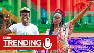 Download ANC vs EFF: the young activists shaking up politics in South Africa | BBC Trending Video