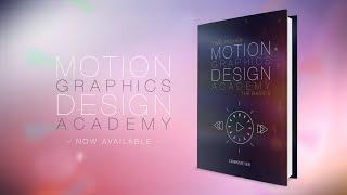 Download Motion Graphics Design Academy - eBook Trailer Video