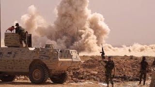 Download Vidéo : avec l'armée irakienne et les peshmerga, sur la route de Mossoul Video