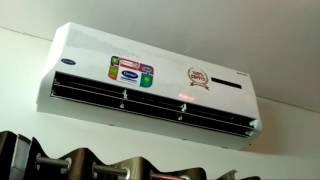 Download Carrier cyclojet split ac Video