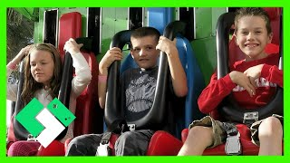 Download CASTLE N COASTERS FAMILY FUN (11.25.15 - Day 1334) | Clintus.tv Video