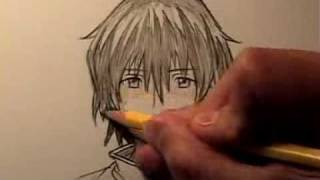 Download How To Draw Manga Hair, Four Different Ways Video
