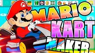 Download MARIO KART SPECIAL EDITION | Super Mario Maker Video