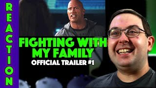 Download REACTION! Fighting With My Family Trailer #1 - Dwayne Johnson Movie 2019 Video