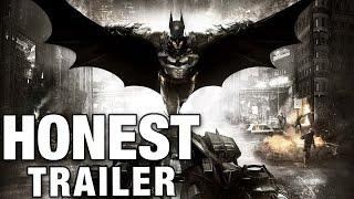 Download BATMAN: ARKHAM KNIGHT (Honest Game Trailers) Video