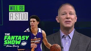 Download Matthew Berry's NBA fantasy rookie stars and sleepers | The Fantasy Show | ESPN Video