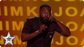 Download Kojo's hilarious childhood tales has the Judges in stitches | Semi-Finals | BGT 2019 Video