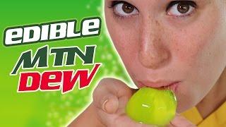 Download EDIBLE MOUNTAIN DEW - Test Kitchen Video