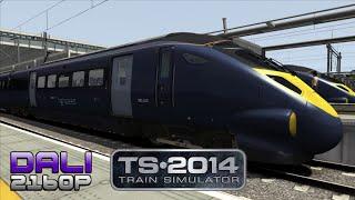 Download Train Simulator 2014 London Faversham High Speed PC 4K Gameplay 2160p Video