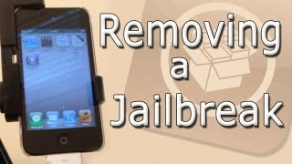 Download How to Remove a Jailbreak from any iDevice (iPhone/iPod/iPad) Video