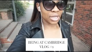 Download BEING AT CAMBRIDGE VLOG #1: MY BUTT'S GETTING BIGGER! Video