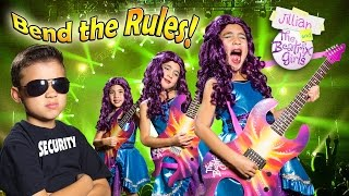 Download ″BEND THE RULES″ Music Video ft. EvanTubeHD & The Beatrix Girls Video