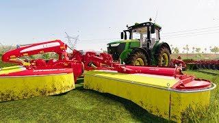 Download The BIG Machinery - Farming Simulator 19 Mods Estancia Lapacho Video