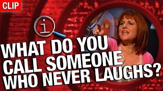 Download QI | What Do You Call Someone Who Doesn't Laugh? Video