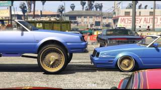Download GTA 5 (DONK VS LOWRIDER) HYDRAULICS SESSION Video