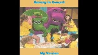 Download Barney in Concert (My Version) Video