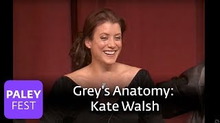 Download Grey's Anatomy - Kate Walsh On Playing Addison Video